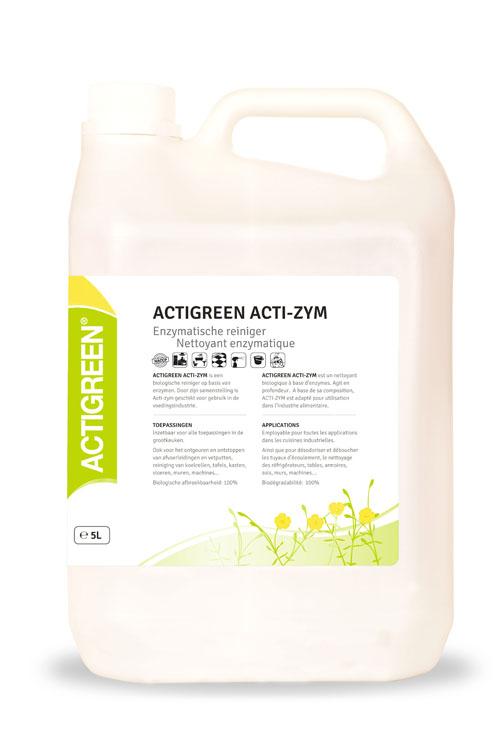 ACTIGREEN acti-zym enzymenreiniger