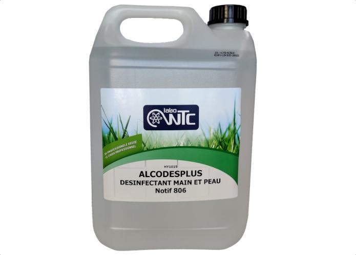 ACTIPRO alco-des ontsmett.werking HY1015