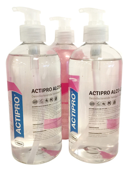 ACTIPRO alco-wash ontsmett.handz. HY1067