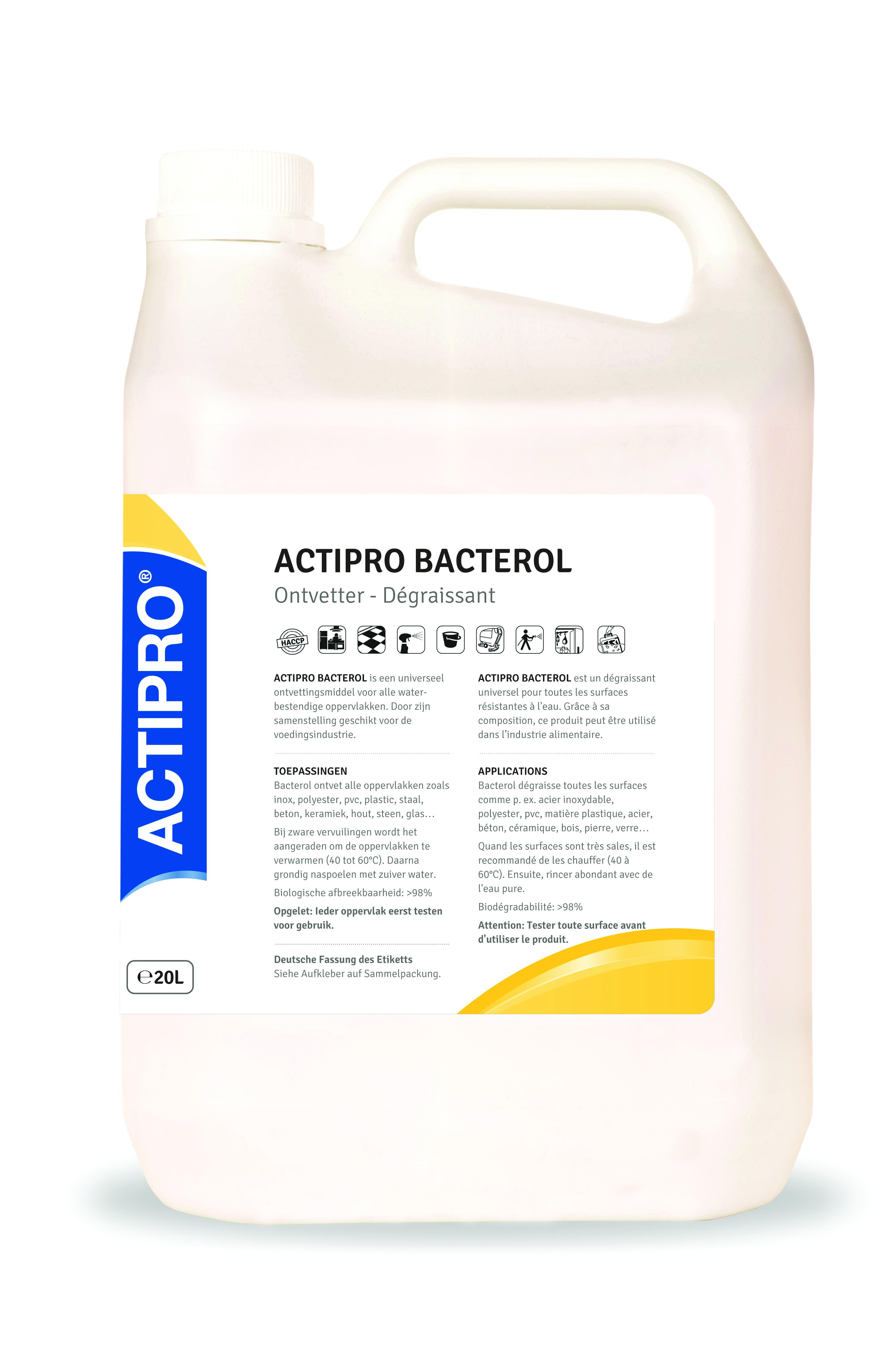 ACTIPRO Bacterol ontvetter
