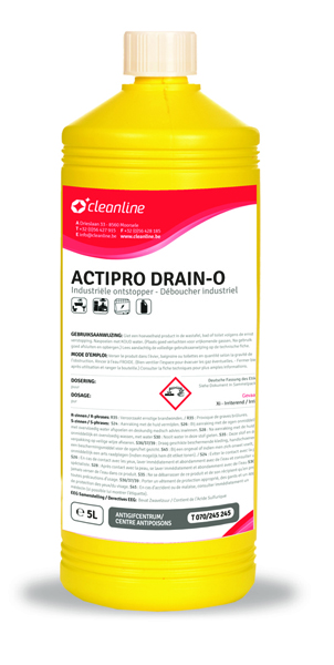 ACTIPRO drain-o ontstopper