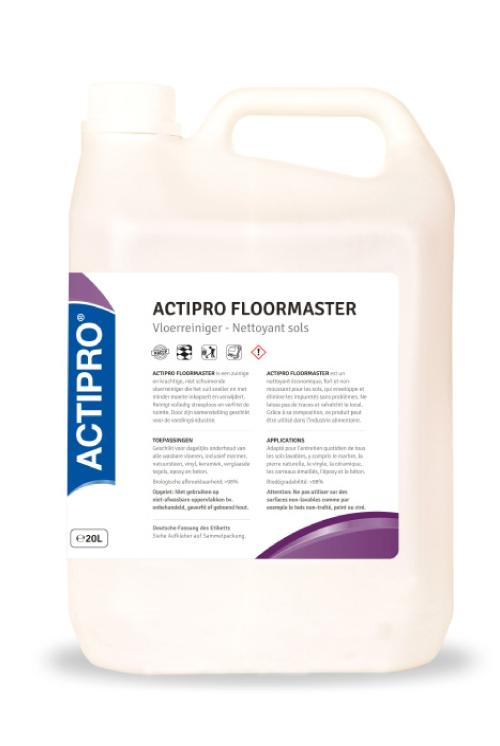 ACTIPRO floormaster vloerreiniger