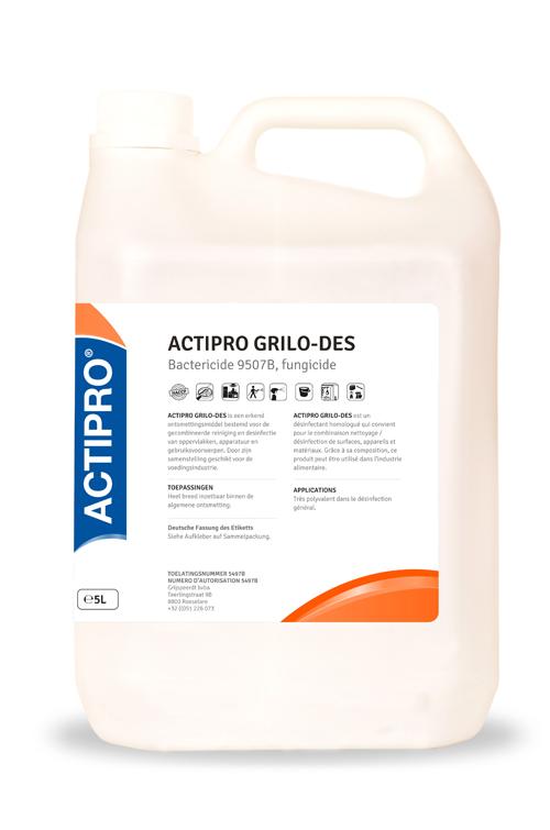 ACTIPRO grilo ontmosser/desinfect. 9507b