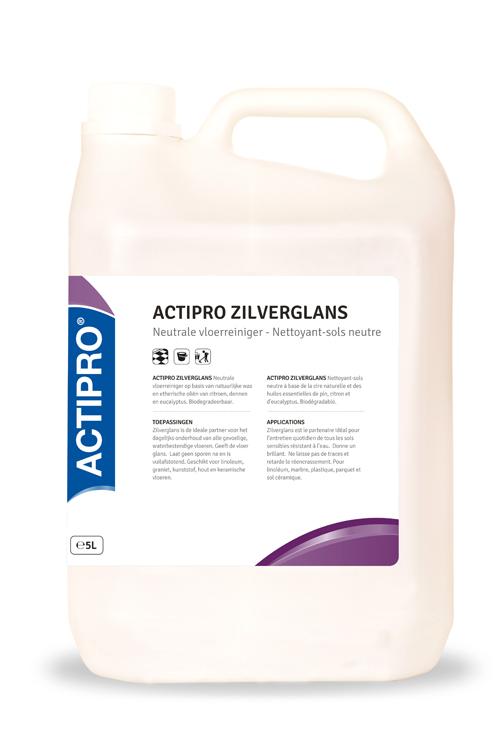 ACTIPRO zilverglans vloerreiniger