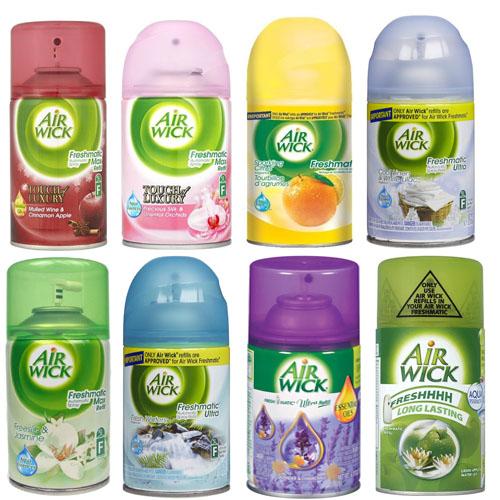 AIRWICK Freshmatic refill spray