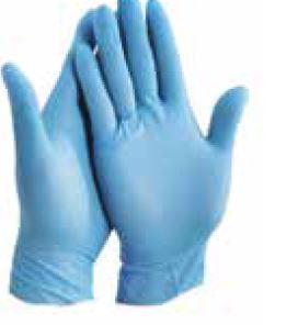CLEANLINE handschoen met detect. vinyl