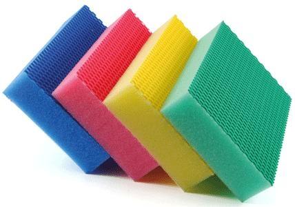 CLEANLINE color clean schuurspons haccp