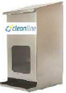 CLEANLINE multidispenser rvs disposables
