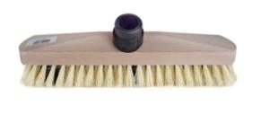 CLEANLINE vloerschuurborstel tampico