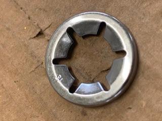 CLEANLINE fermeture roue diam.15