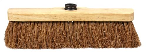 CLEANLINE vloerveegborstel coco ongelakt