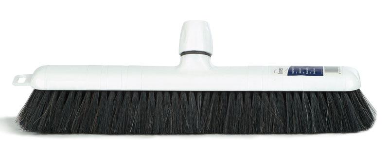 CLEANLINE vloerveegborstel zachthaar mix