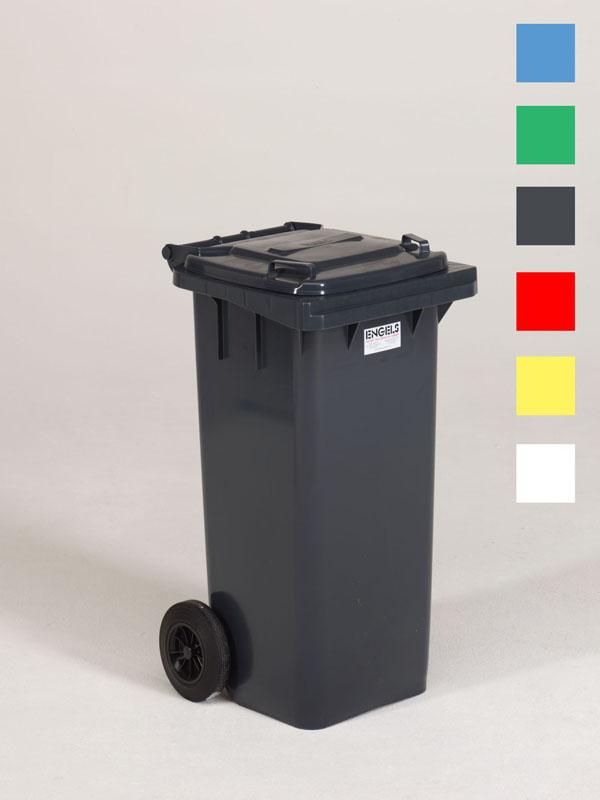 CLEANLINE afvalcontainer 120L PVC