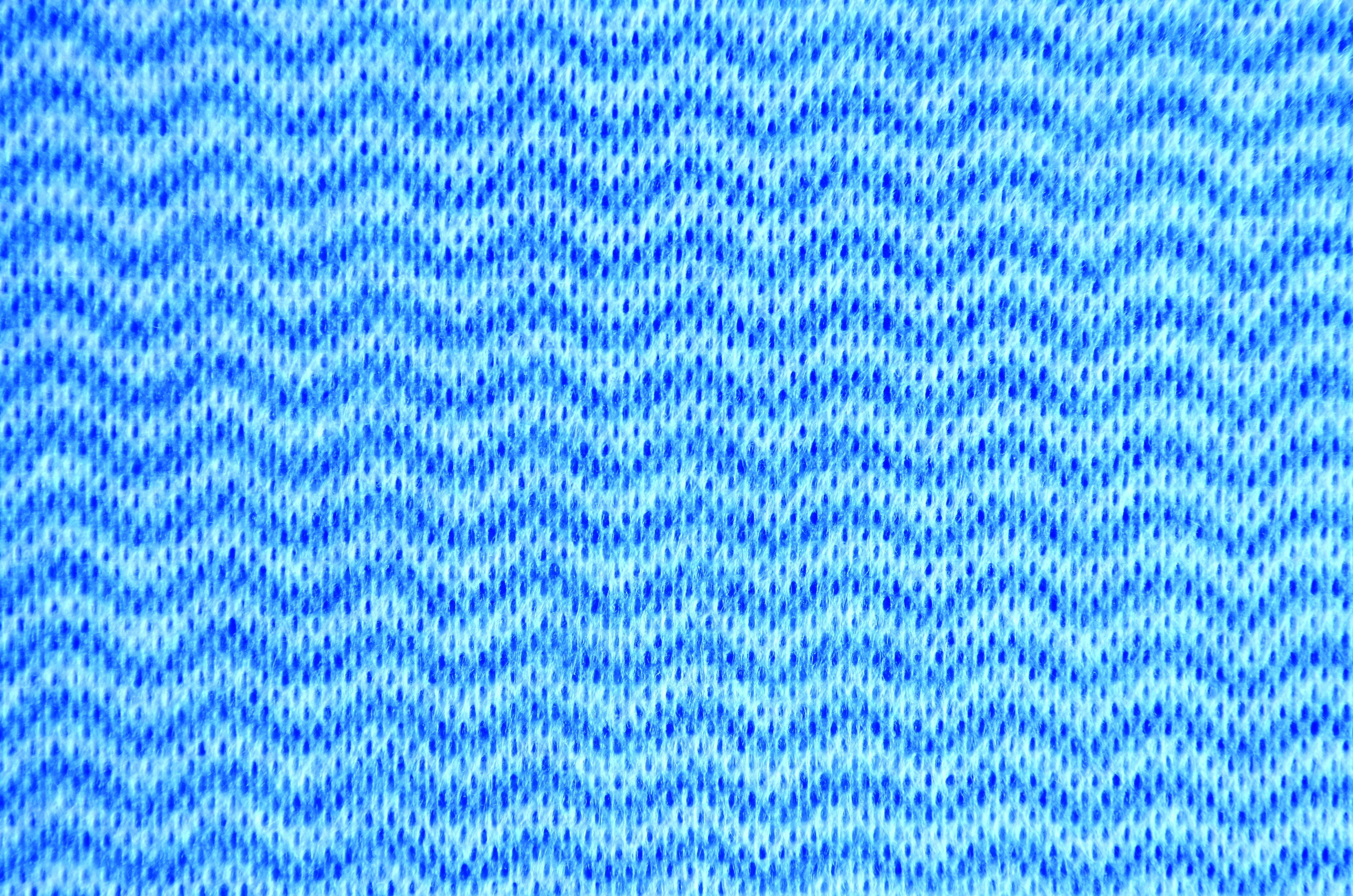 Cotonette Blue Qfold 38x60cm 6x50sh