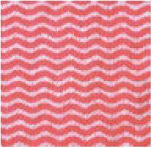 Cotonette Red Qfold 38x60cm 6x50sh