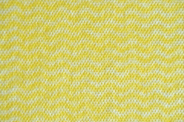 Cotonette Yellow Qfold 38x60cm 6x50sh