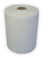 Handdoekrol wit cellulose 135m