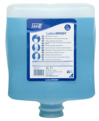DEB pure wash lotion handzeep