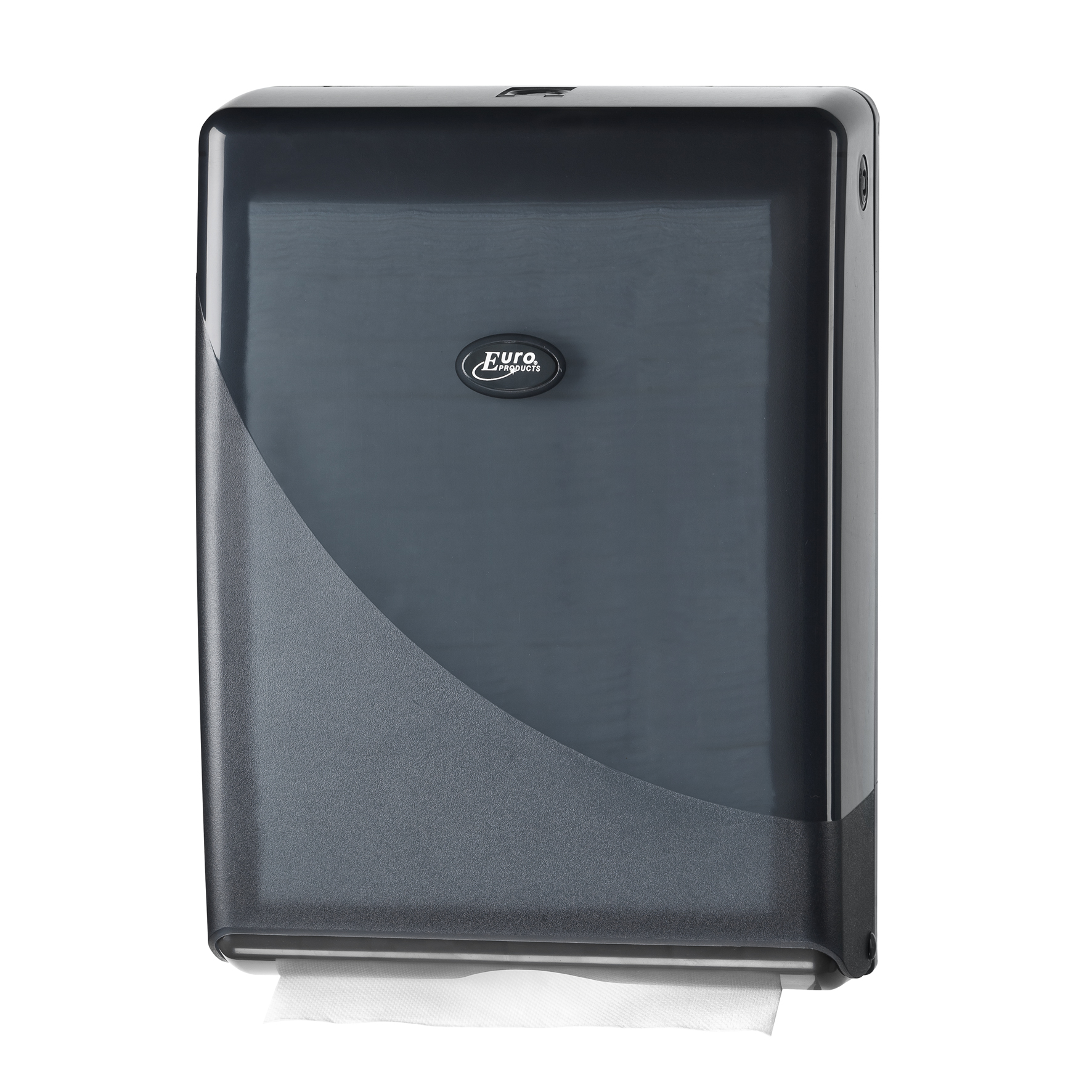 (INTER)FOLD DISP.-Wipepack holder black