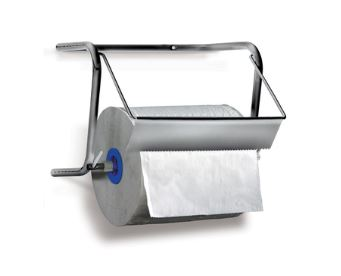 INDUSTRIAL ROLL DISP. -Wall support inox