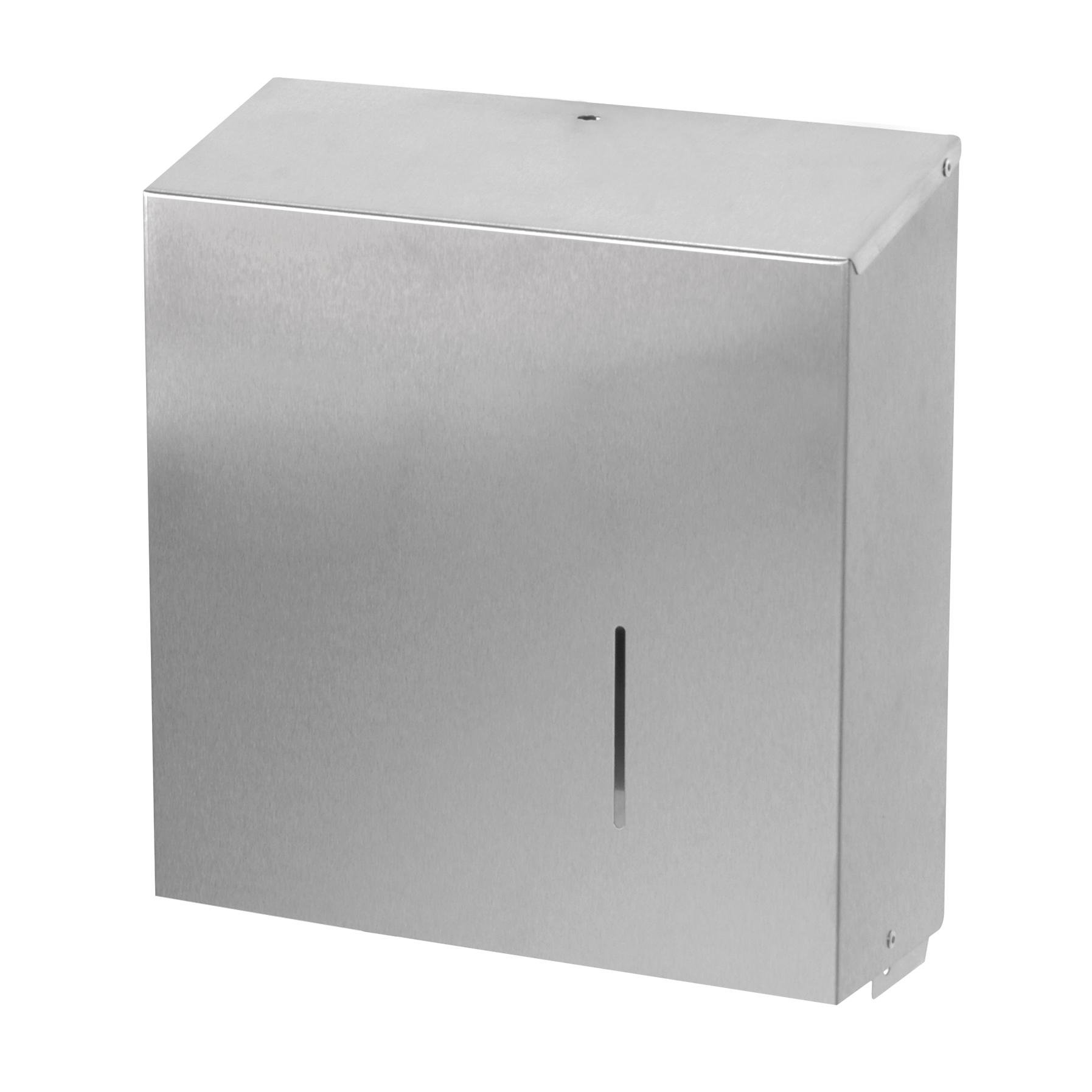 PLS jumbo toiletpapierdispenser rvs