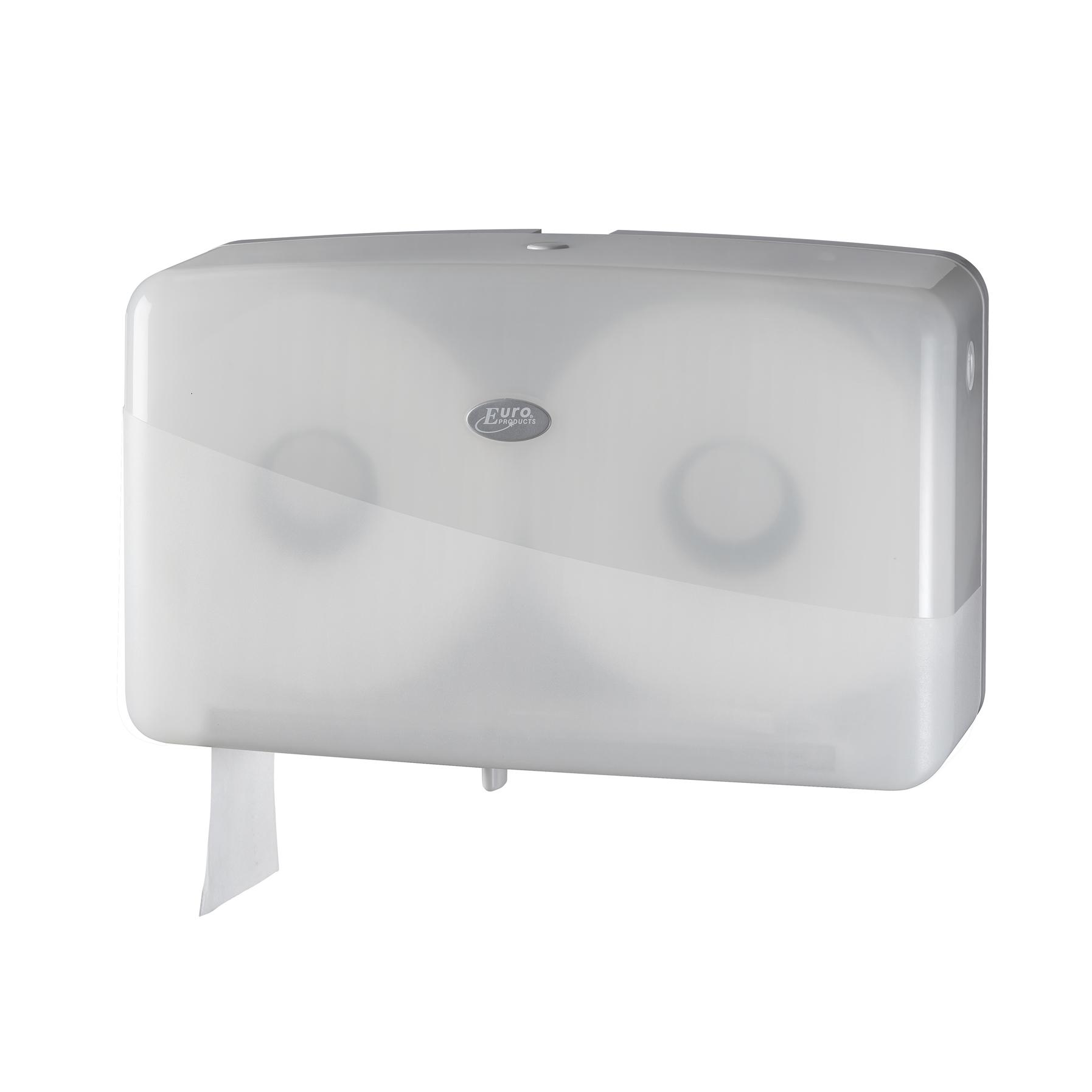 TOILET PAPER DISP. - Dbl 400f roll