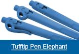 CLEANLINE elephant pen inkt blauw haccp