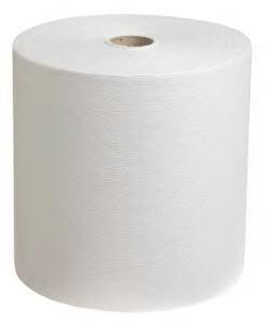 KIMBERLY CLARCK handdoekrol 1 laags wit