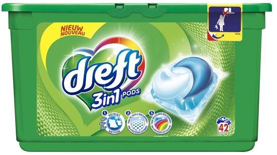 PG dreft 4 in 1 wasmachine pod