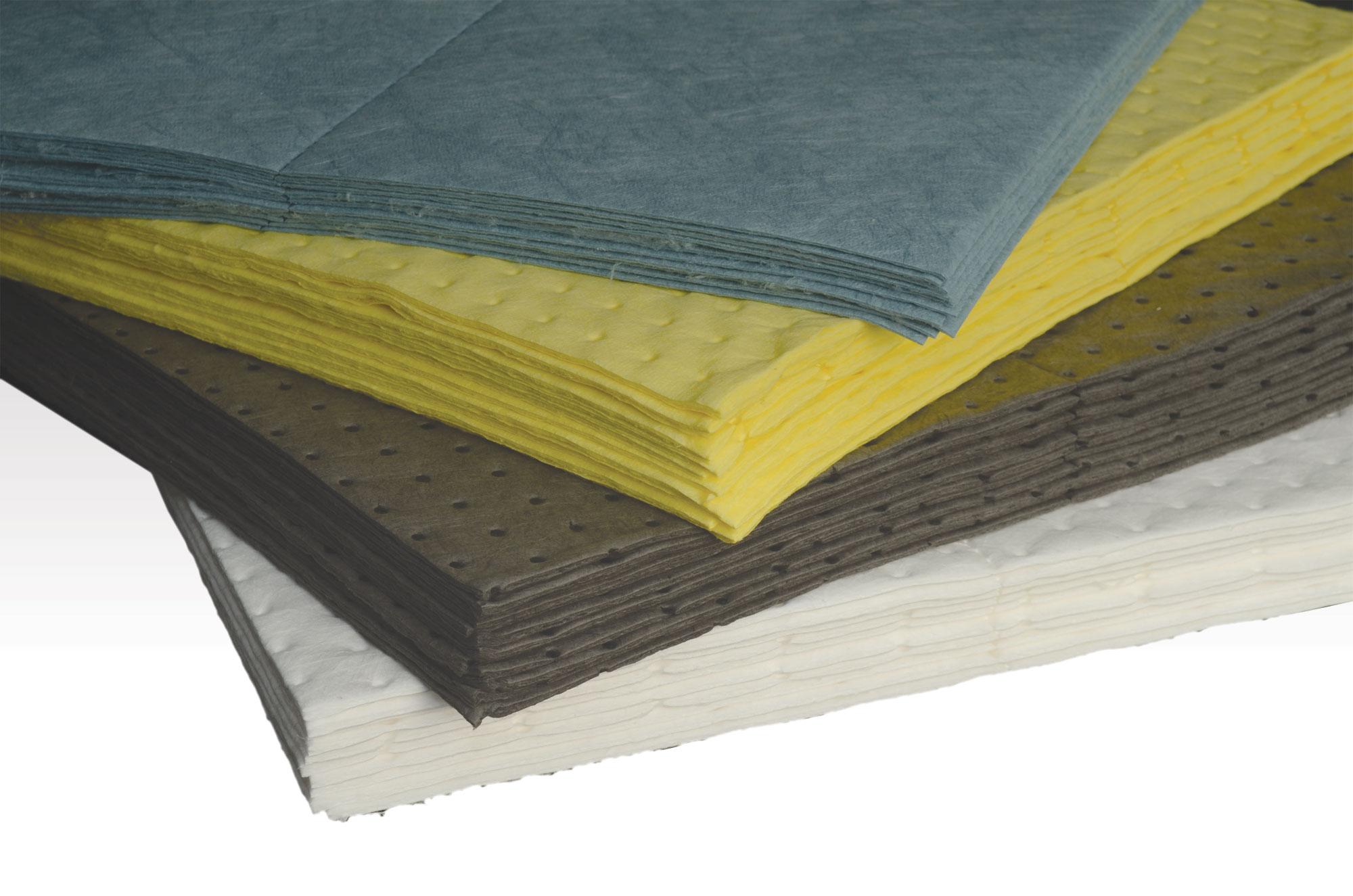 PADS - Grey 40x50cm 100sh 350SMS (uni.)