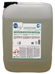 POLTECH Agrofoam - Alkalische schuimr.