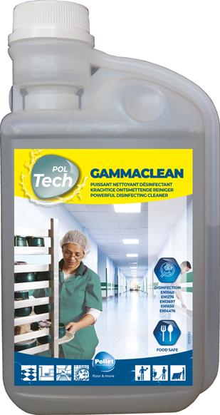 Poltech Gammaclean