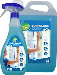 POLGREEN surfglass spray