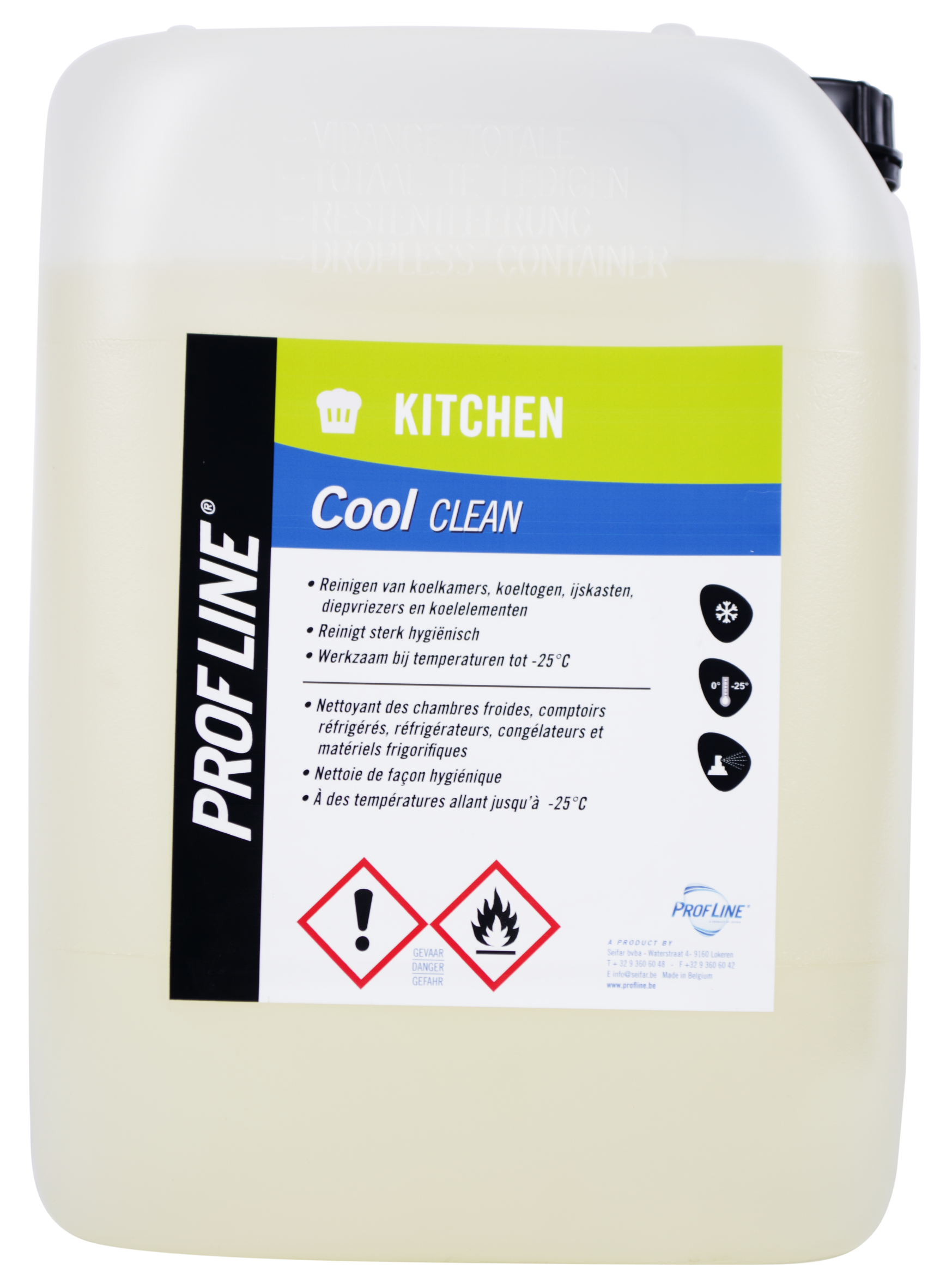 SEIFAR profline coolclean