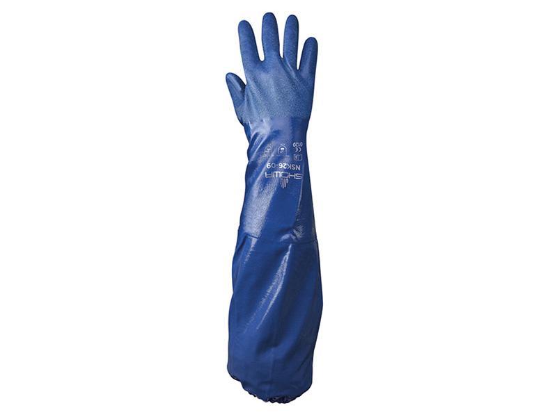 SHOWA handschoen coated lang NSK26
