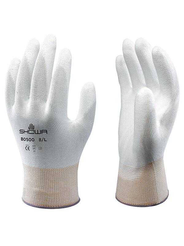 SHOWA handschoen kunststof HS B0500 PU