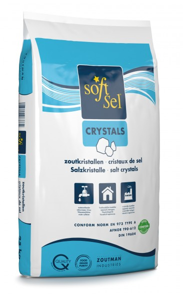 SOFT-SEL zoutkristallen