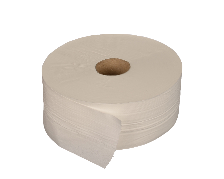 TOILET PAPER - Maxi jumbo roll (cel.2p)