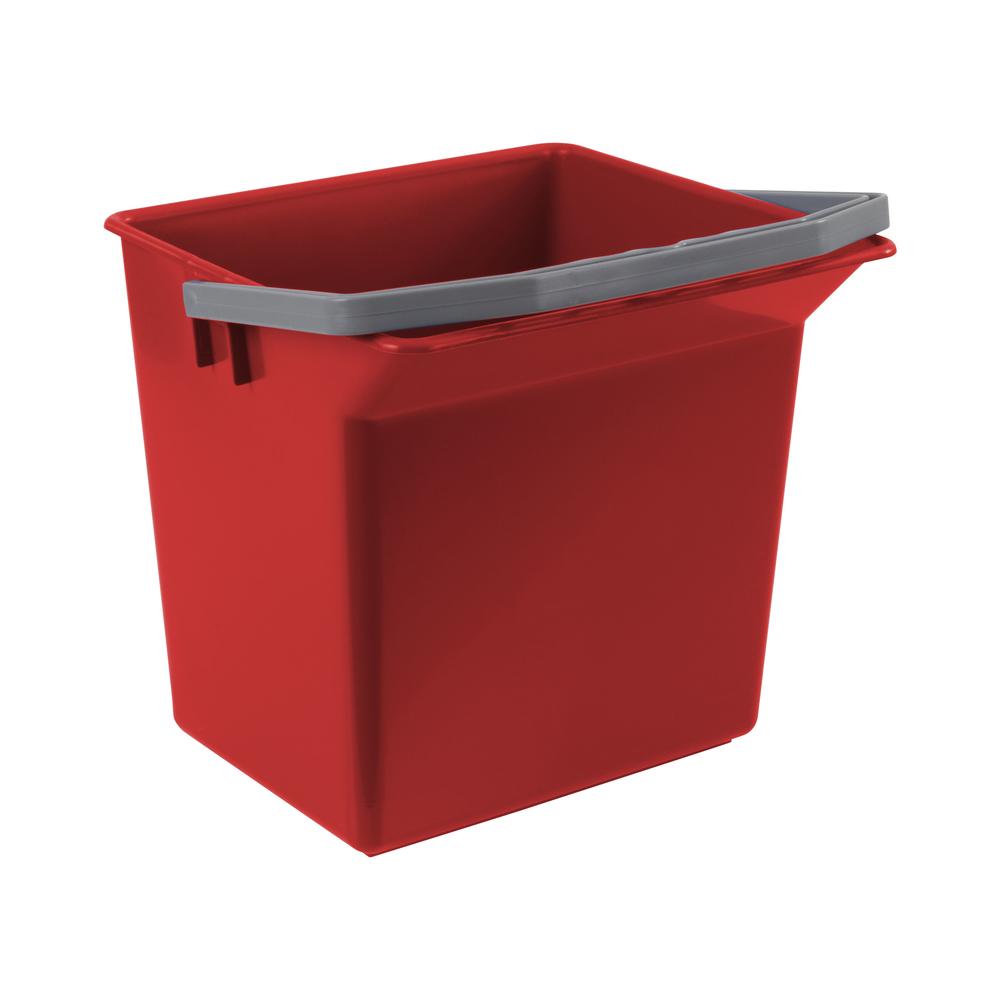 TTS emmer 6 liter rood