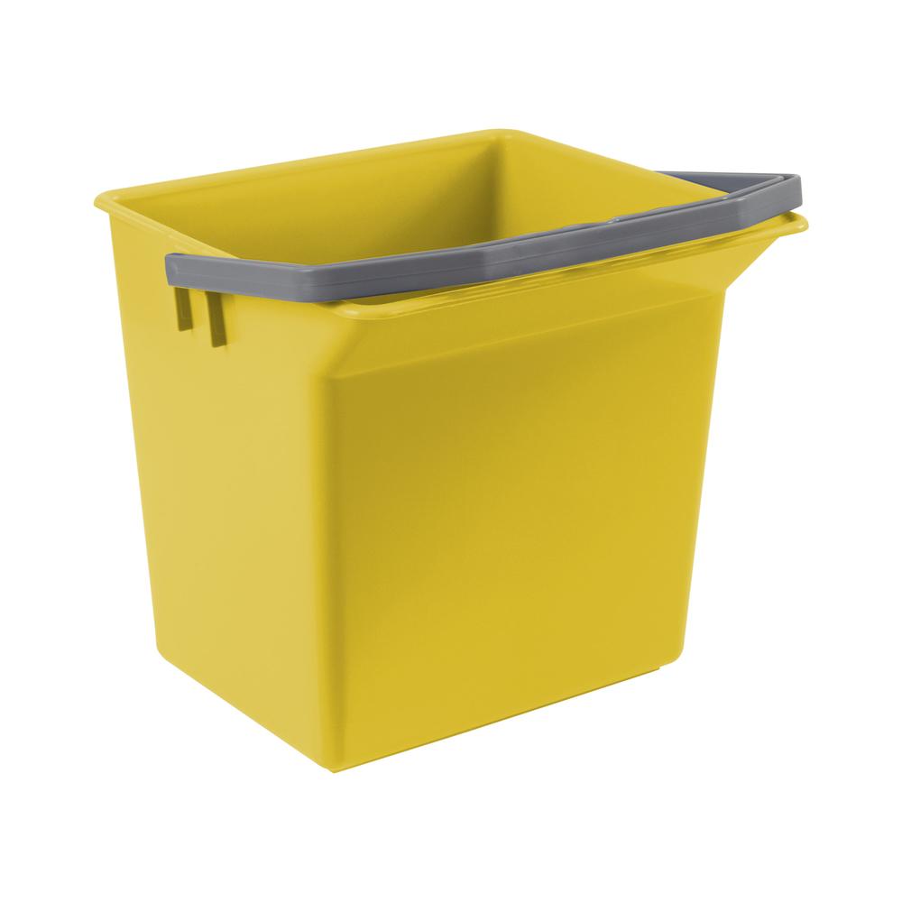 TTS emmer 6 liter geel