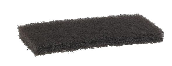 VIKAN pad hard bruin