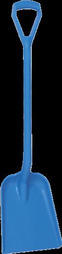VIKAN schop korte steel plat blad