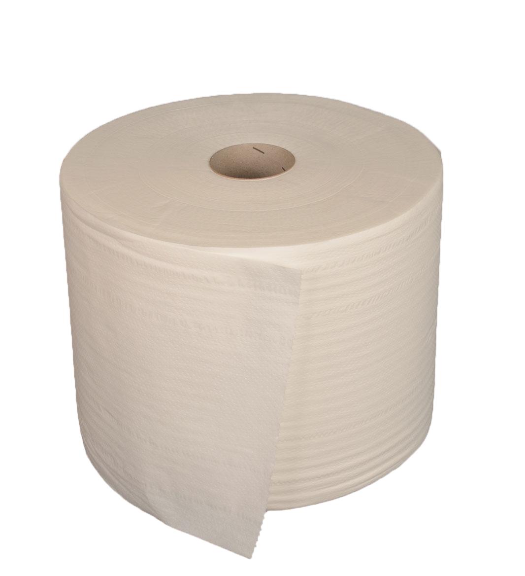 MAXI ROLL - White 24cm 530m (mix.2p)