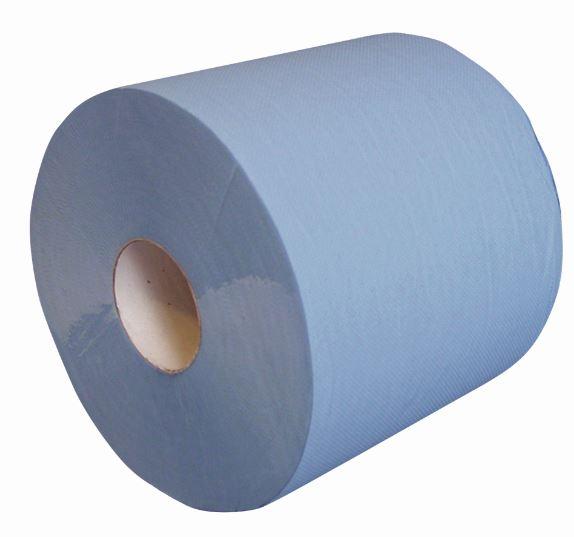 MAXI ROLL - 3ply Blue 21,2cm- 181m-glued