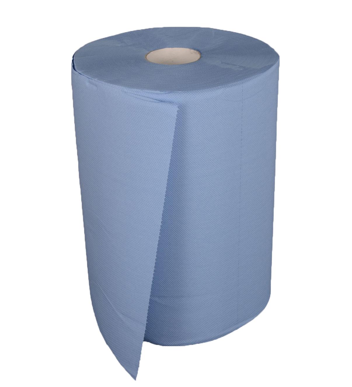 MAXI ROLL - Blue 37cm 344m (rec.2p)